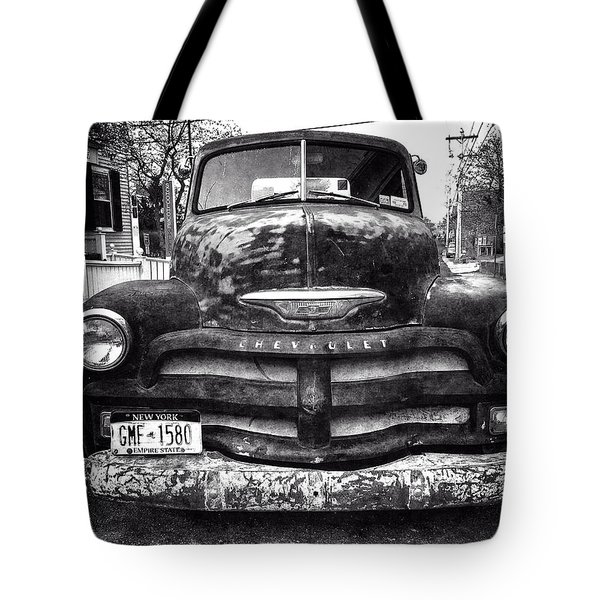 Old Chevy 2 Tote Bag