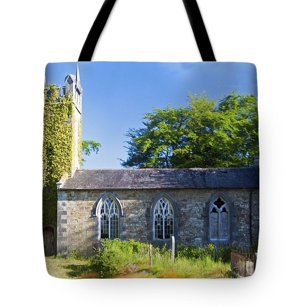 Old Church Ireland Day 8 Tote Bag