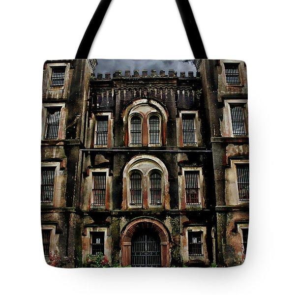 Old City Jail Tote Bag