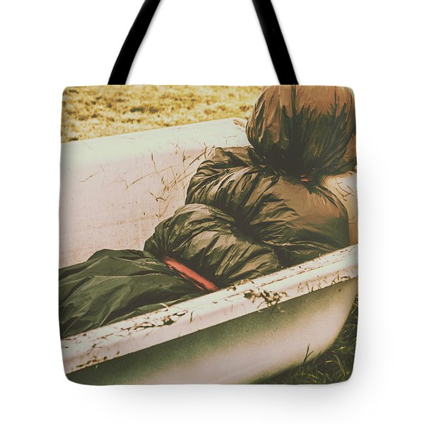 Old Country Horrors Tote Bag