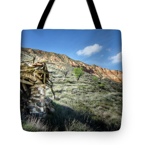 Tote Bag featuring the photograph Old Country Hovel by RicardMN Photography