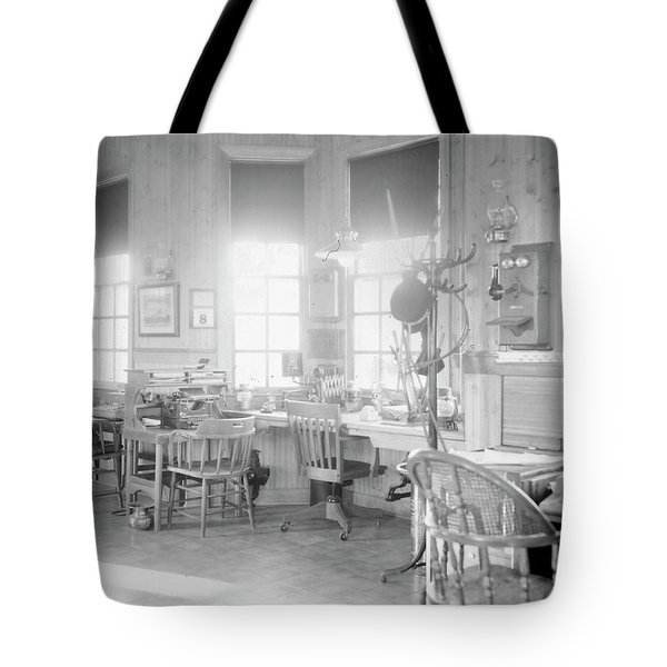 Old Depot Tote Bag