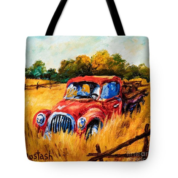 Old Friend Tote Bag by Igor Postash