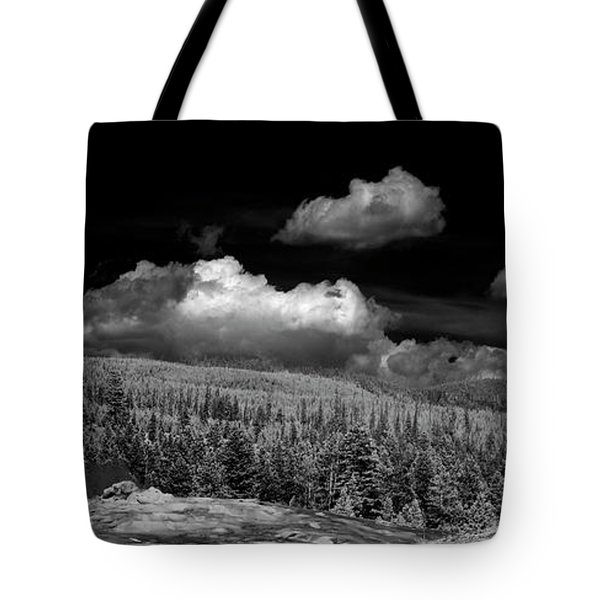 Old Faithful Ir  Tote Bag