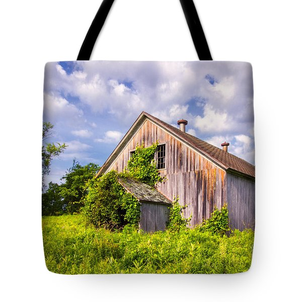 Morning Solitude Tote Bag