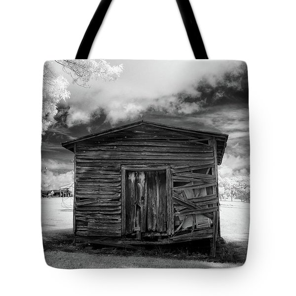 Old Farm Shed II Tote Bag