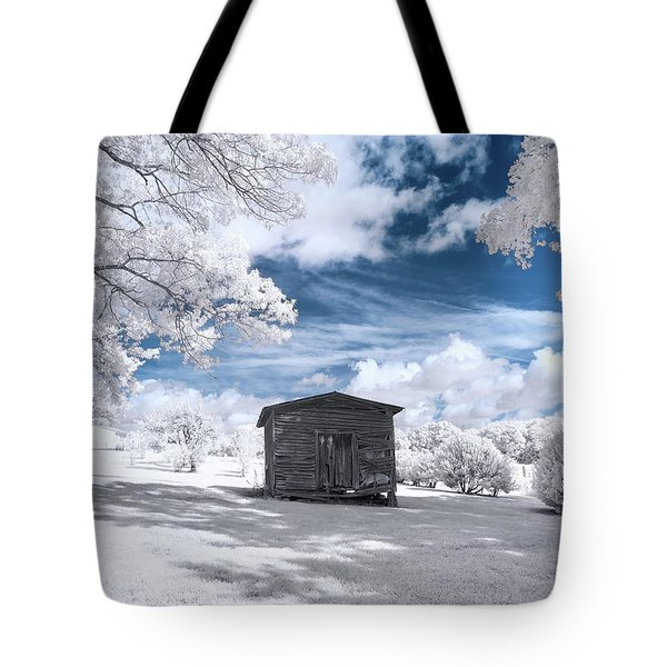Old Farm Shed IIi Tote Bag