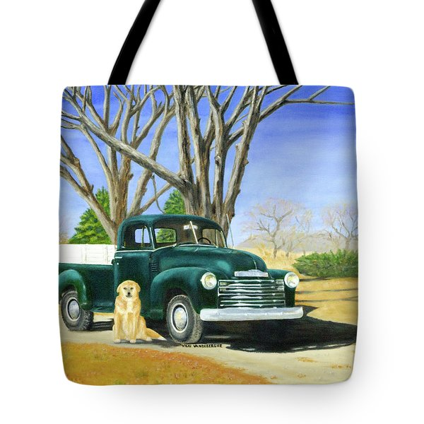 Old Farmhands Tote Bag