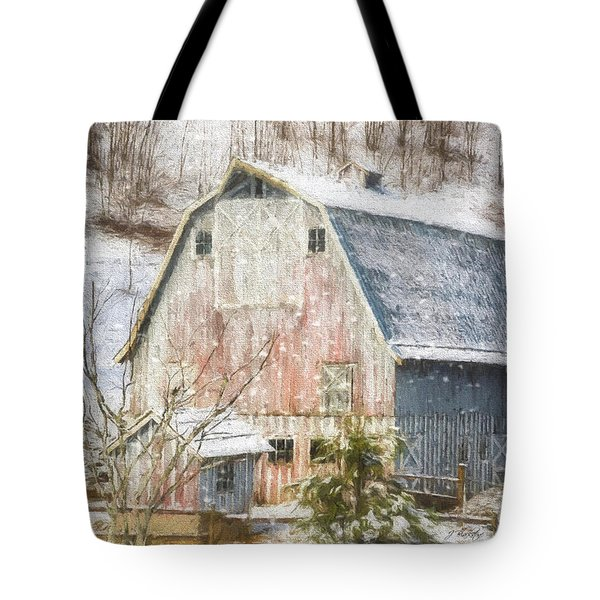Old Fashioned Values - Country Art Tote Bag