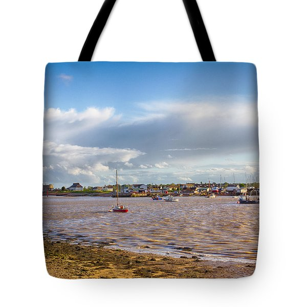 Old Felixstowe 8x10 Tote Bag