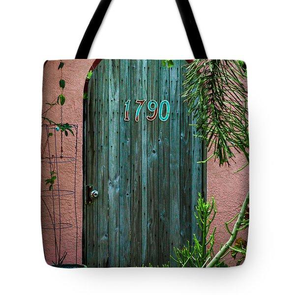 Old Florida 7 Tote Bag