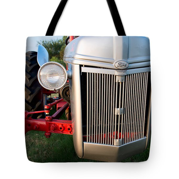 Ford Tractor 9n Tractor Front Tote Bag