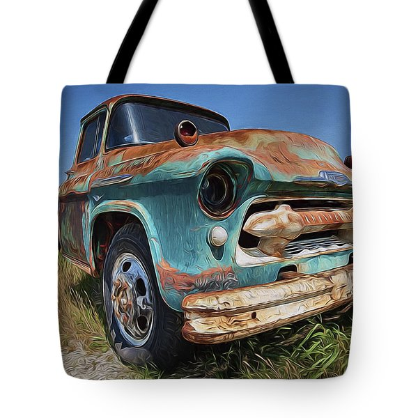 Old Friend Tote Bag