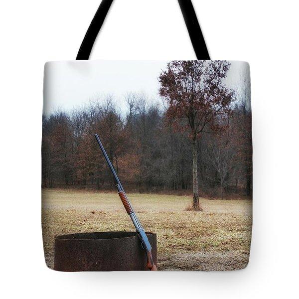 Old Friend Stevens Tote Bag