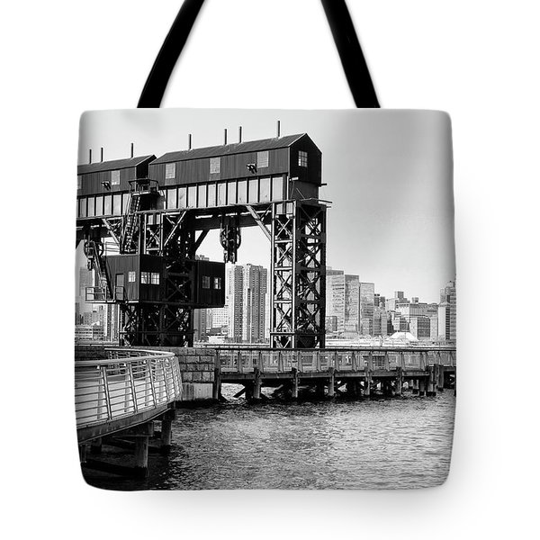 Old Gantry Tote Bag