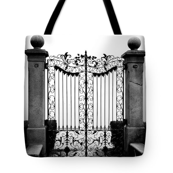 Old Gate Tote Bag