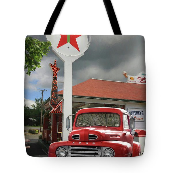Tote Bag featuring the photograph Old Guys Rule by Lori Deiter