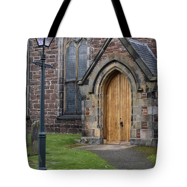 Old High Church - Inverness Tote Bag