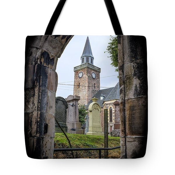Old High St. Stephen's Church Tote Bag