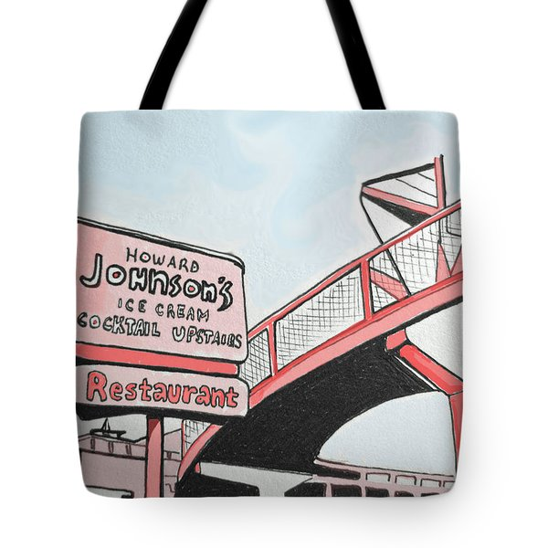 Tote Bag featuring the painting Old Hojos  by Patricia Arroyo