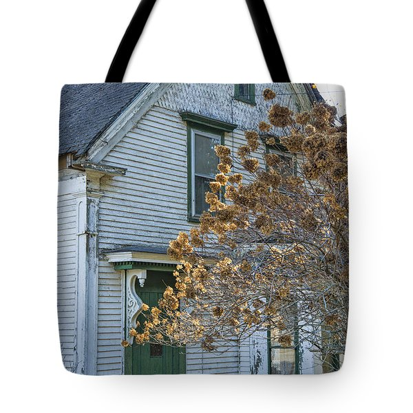 Old Home Tote Bag by Alana Ranney