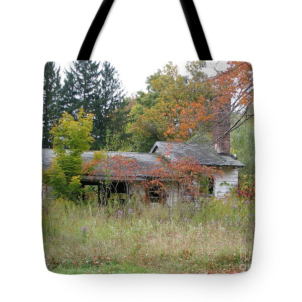 Old Homestead 3  Tote Bag