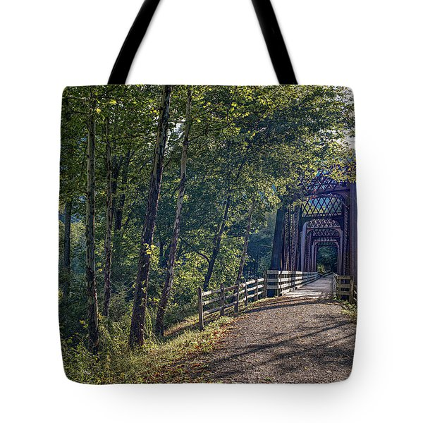 Tote Bag featuring the photograph Old Is New Again by Phil Abrams