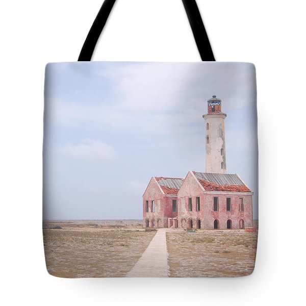 Old Lighthous Tote Bag