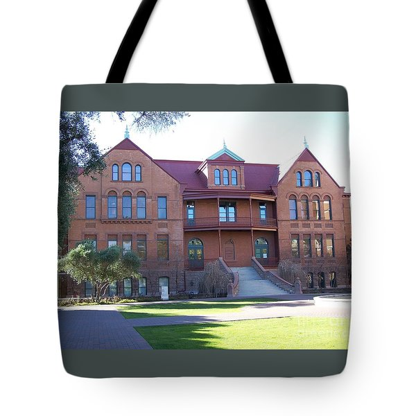 Old Main - Arizona State University Tote Bag