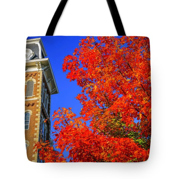 Old Main Maple Tote Bag
