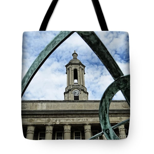 Old Main Thru The Turtle Tote Bag