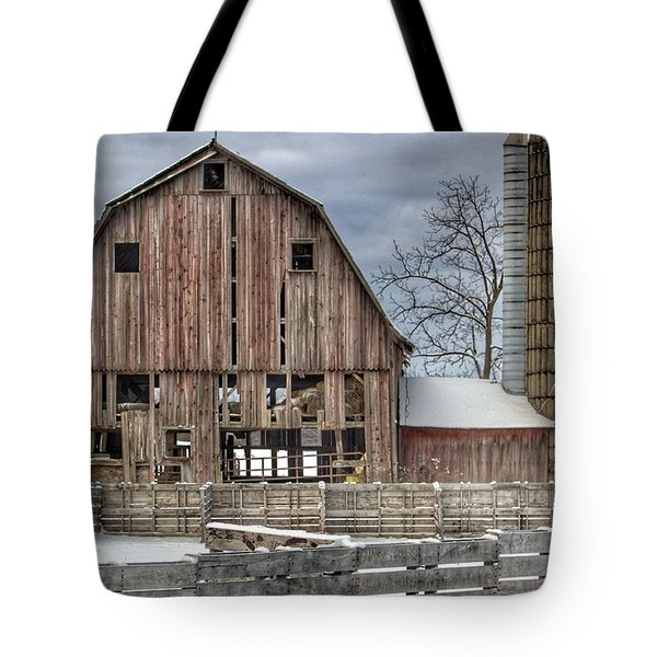 0032 - Old Marathon Tote Bag