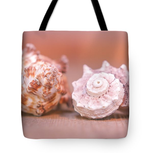 Shell Attractions Tote Bag