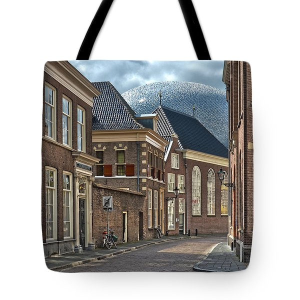 Old Meets New In Zwolle Tote Bag