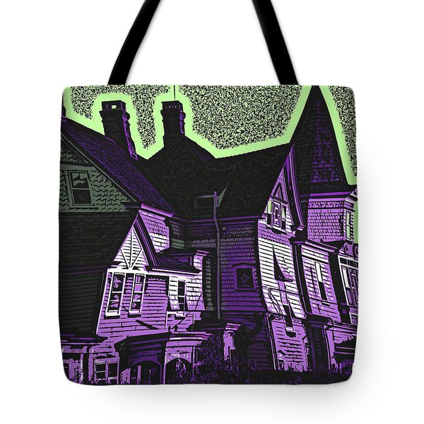 Old Meets New Tote Bag
