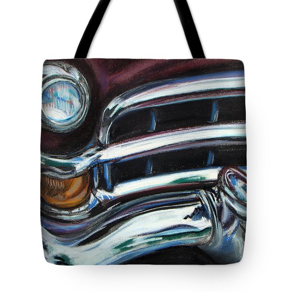 Old Merc Tote Bag