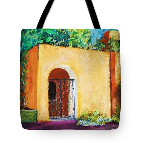 Old Mesilla Tote Bag