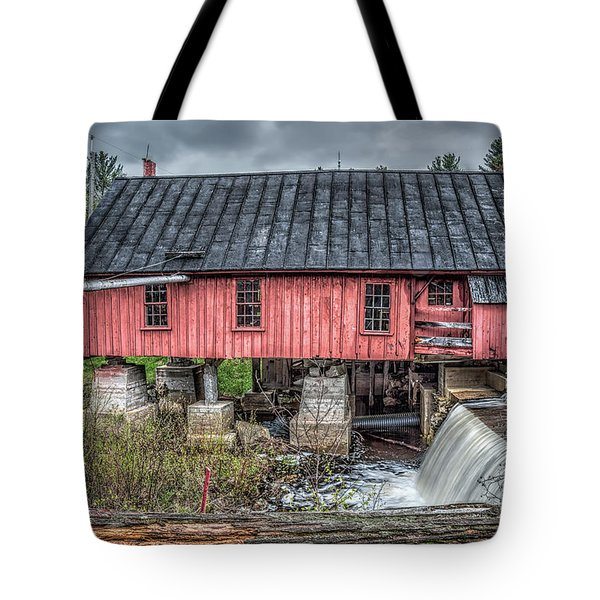Old Mill Boards Tote Bag by Richard Bean