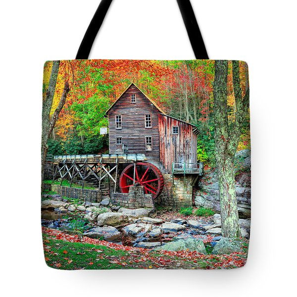 Old Mill Tote Bag