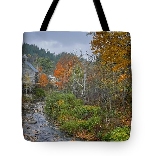 Old Mill New England Tote Bag