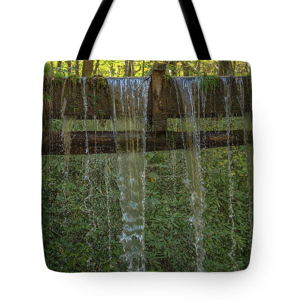 Old Mingus Mill Tote Bag