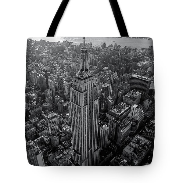 Old New New York  Tote Bag