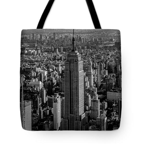 Old New York  Tote Bag