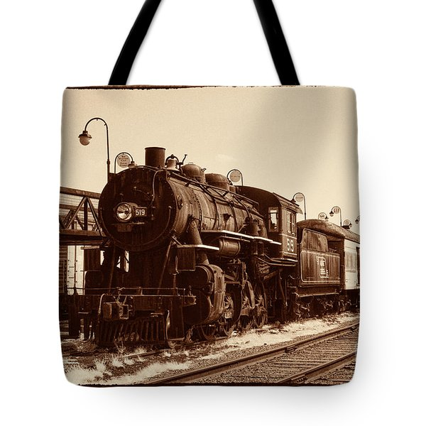 Old Number 519 Tote Bag by Paul W Faust -  Impressions of Light