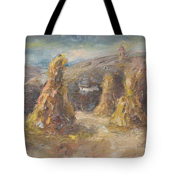 Old Orhei Landscape Tote Bag