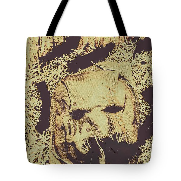 Old Outback Horrors Tote Bag