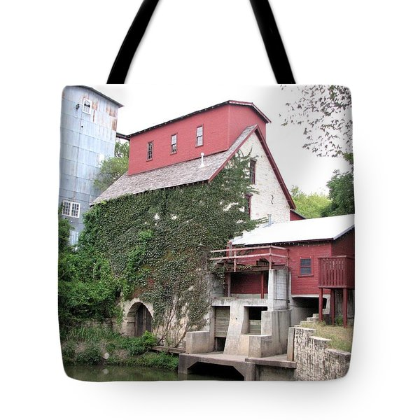 Old Oxford Mill Tote Bag