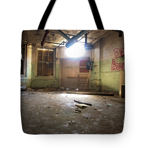 Old Paint Shop Tote Bag