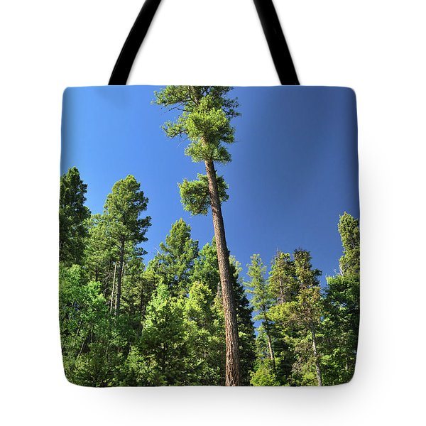 Old Ponderosa Tote Bag