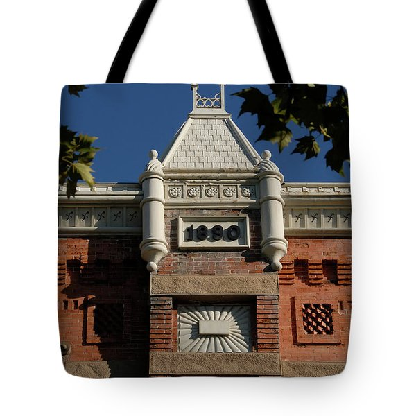 Old Provo  Tote Bag by David Lee Thompson